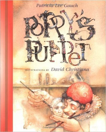 Poppy's Puppet 1999 First Edition
