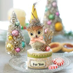 Party Owl Decoration