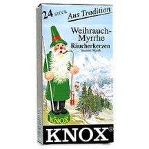 24 Medium Incense Cones in Christmas Scent ~ Germany
