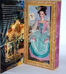 1997  Fair Valentine Barbie NIB