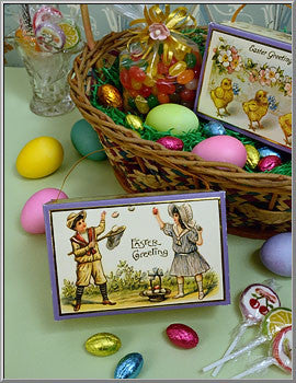 Easter Greetings Candy Box