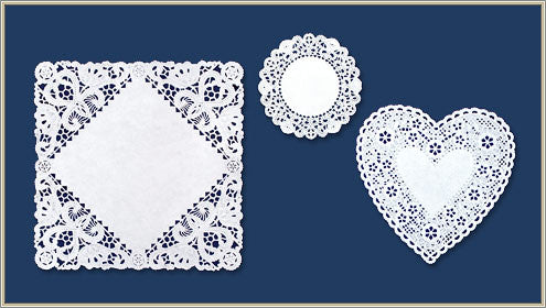 Paper Doily Assortment