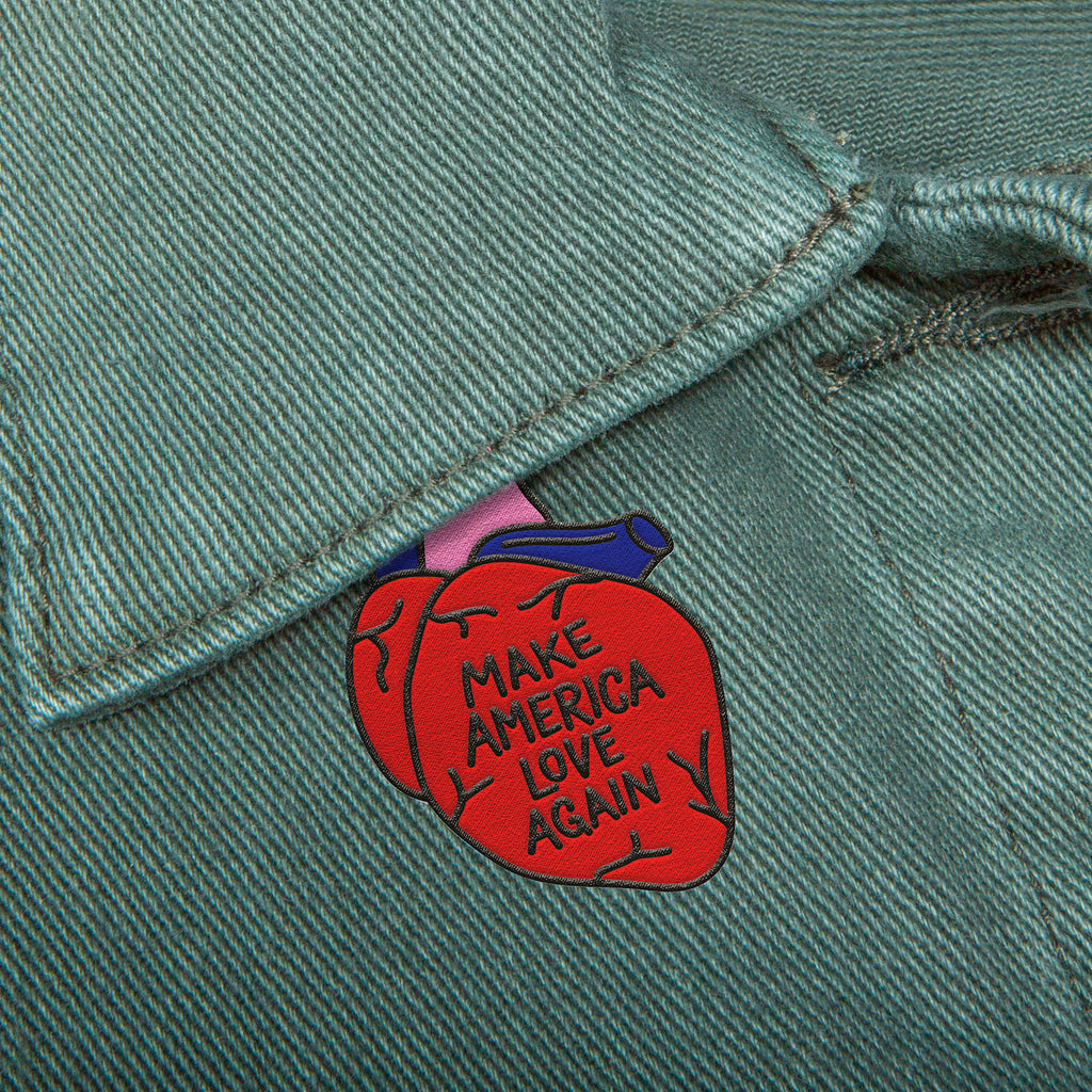 MAKE AMERICA LOVE AGAIN PATCH