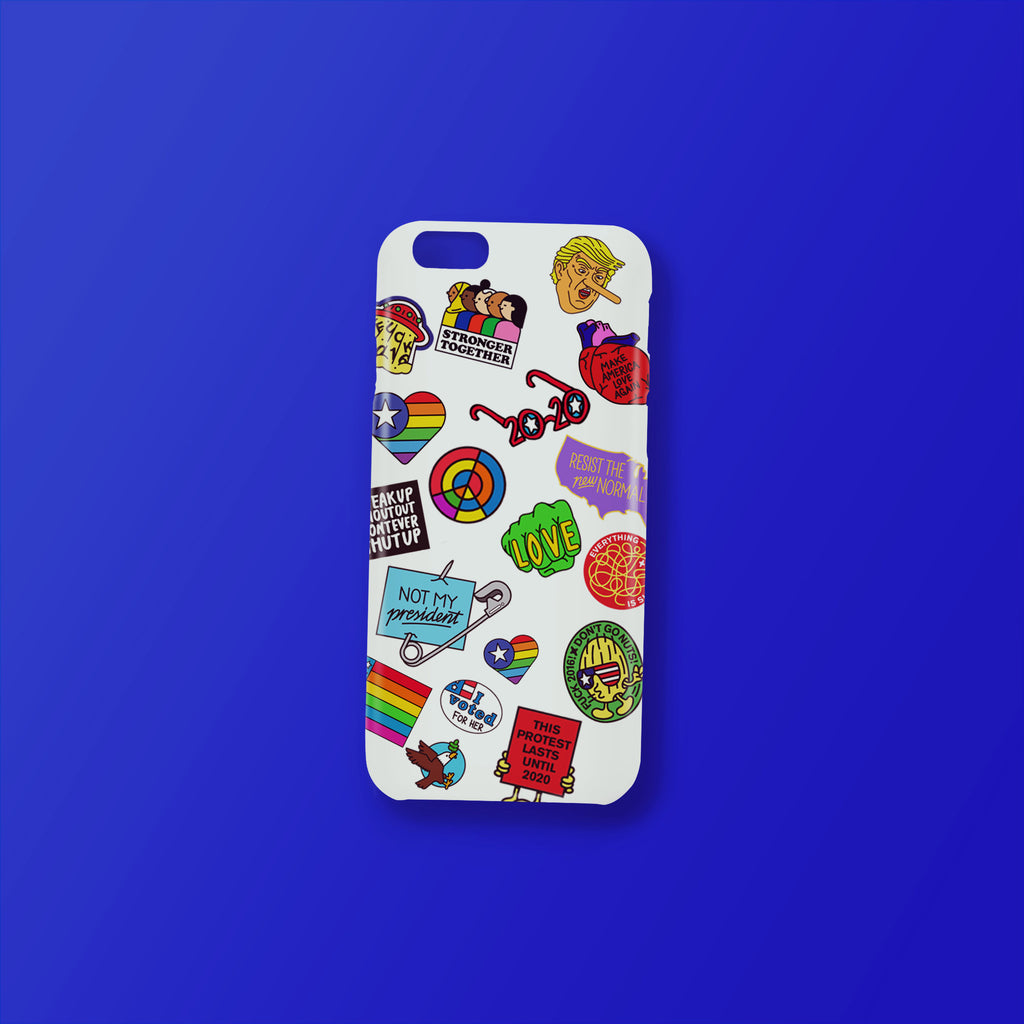 All-Over iPhone Case