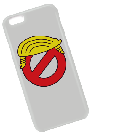 No Entry iPhone Case