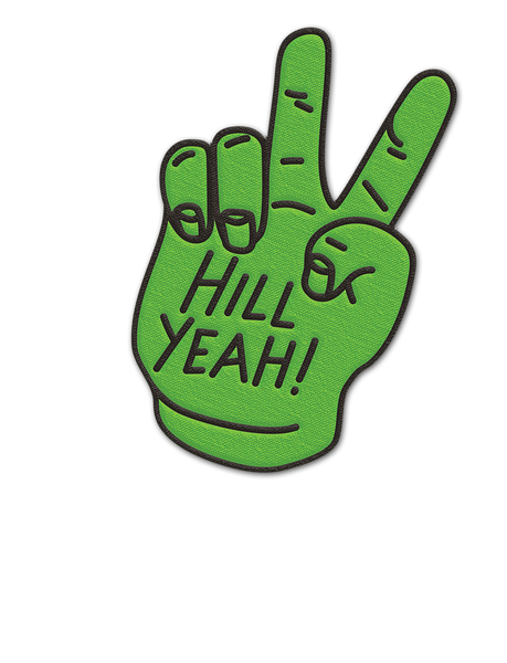 HILL YEAH! PATCH