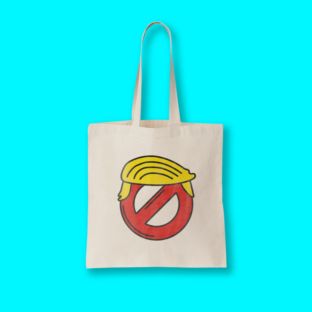 NO ENTRY TOTE