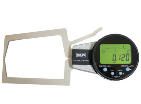 CALIPER GAUGES FOR OUTSIDE MEASUREMENT