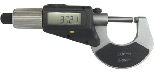 4 WAY DIGITAL MICROMETERS - IP54 (Splash Proof)