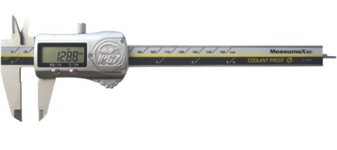COOLANT PROOF IP-67 DIGITAL CALIPERS