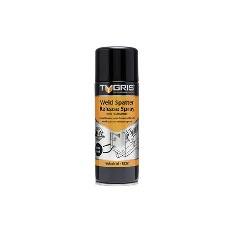 WELD SPATTER RELEASE SPRAY (Water Based)