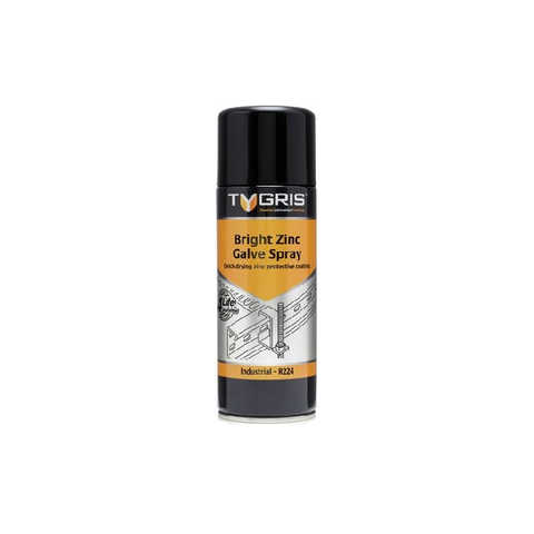 BRIGHT ZINC-GALVE SPRAY