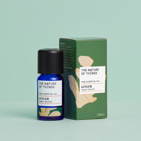 GINGER Essential Oil by The Nature Of Things - Kaiko Studio