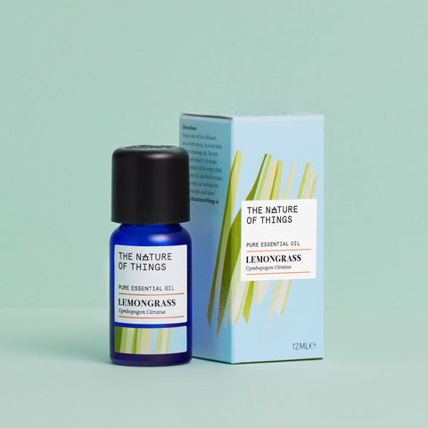 LEMONGRASS Essential Oil by The Nature Of Things - Kaiko Studio