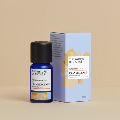 FRANKINCENSE Essential Oil By The Nature Of Things - Kaiko Studio