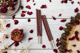 Hand Rolled Natural Organic Incense Sticks | Herbal Collection - Kaiko Studio