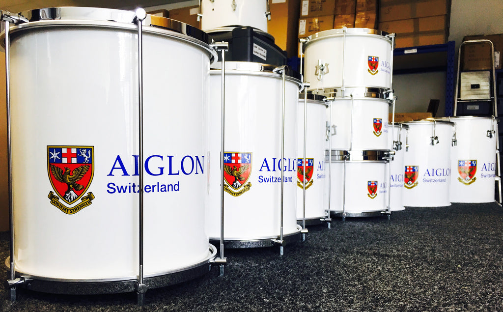 Custom drums, made for you.