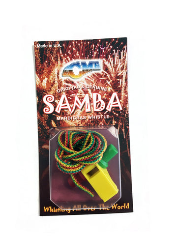 Acme Samba Whistle