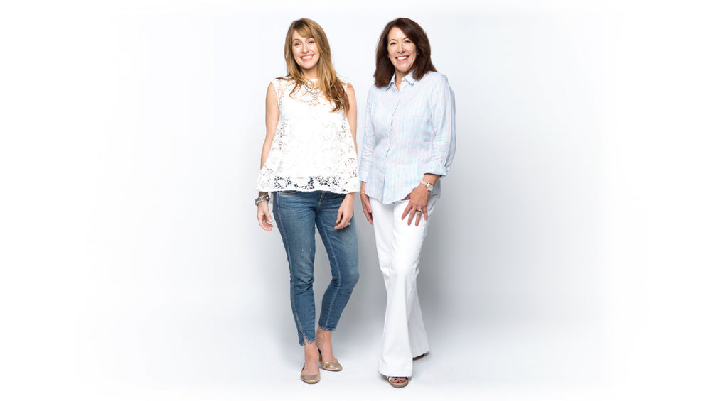 Mary Butler and Cat Tatman of intelligent elixirs skincare