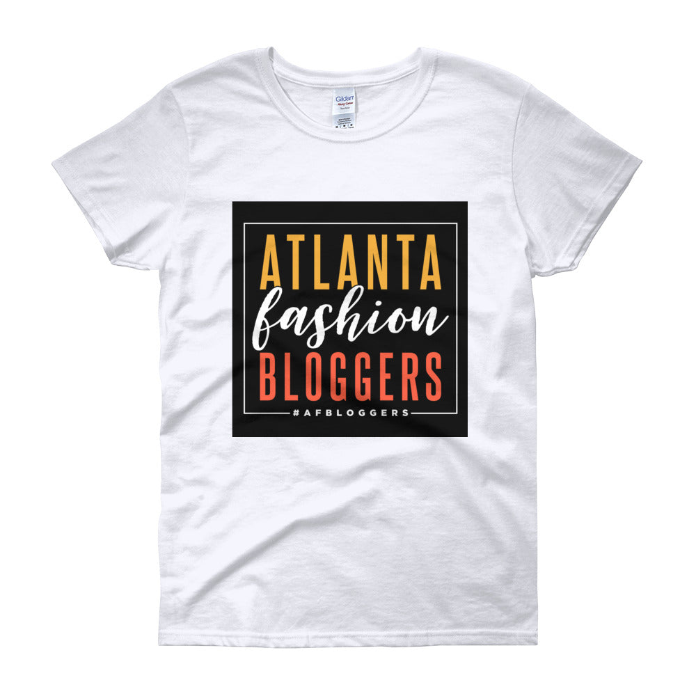 Atlanta Fashion Bloggers:  Women's Fitted T-shirt