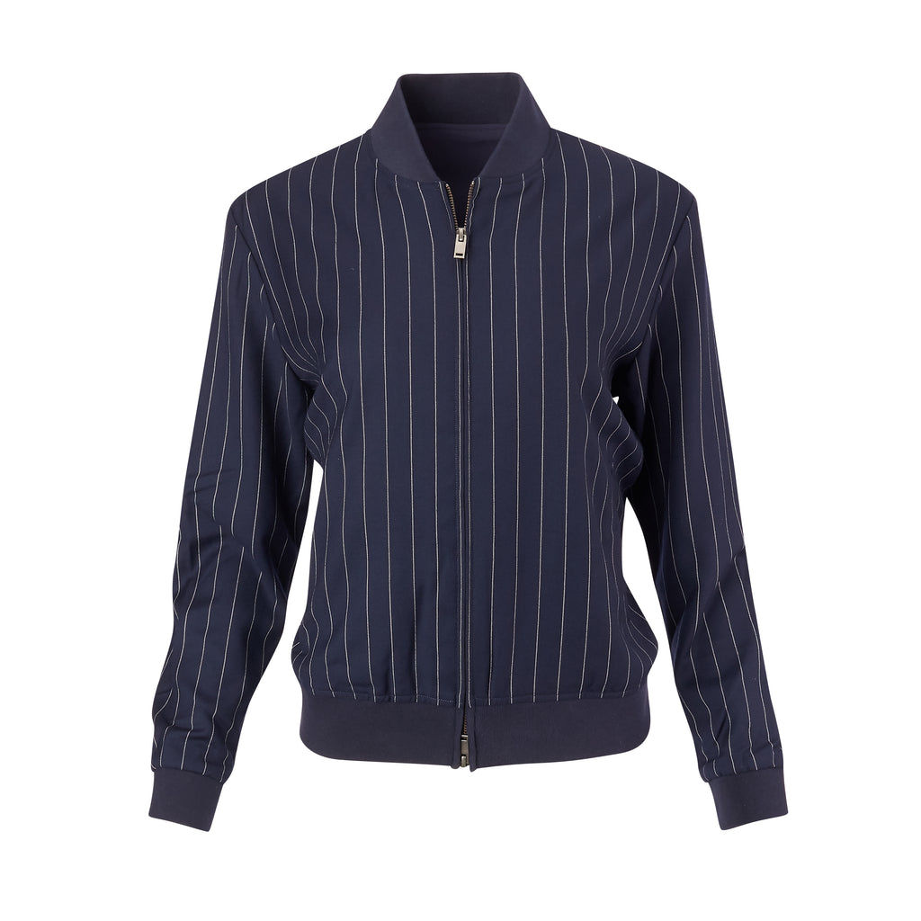 THE WOMEN'S EASTWOOD CASHMERE BLEND JACKET - Navy 85809FZW