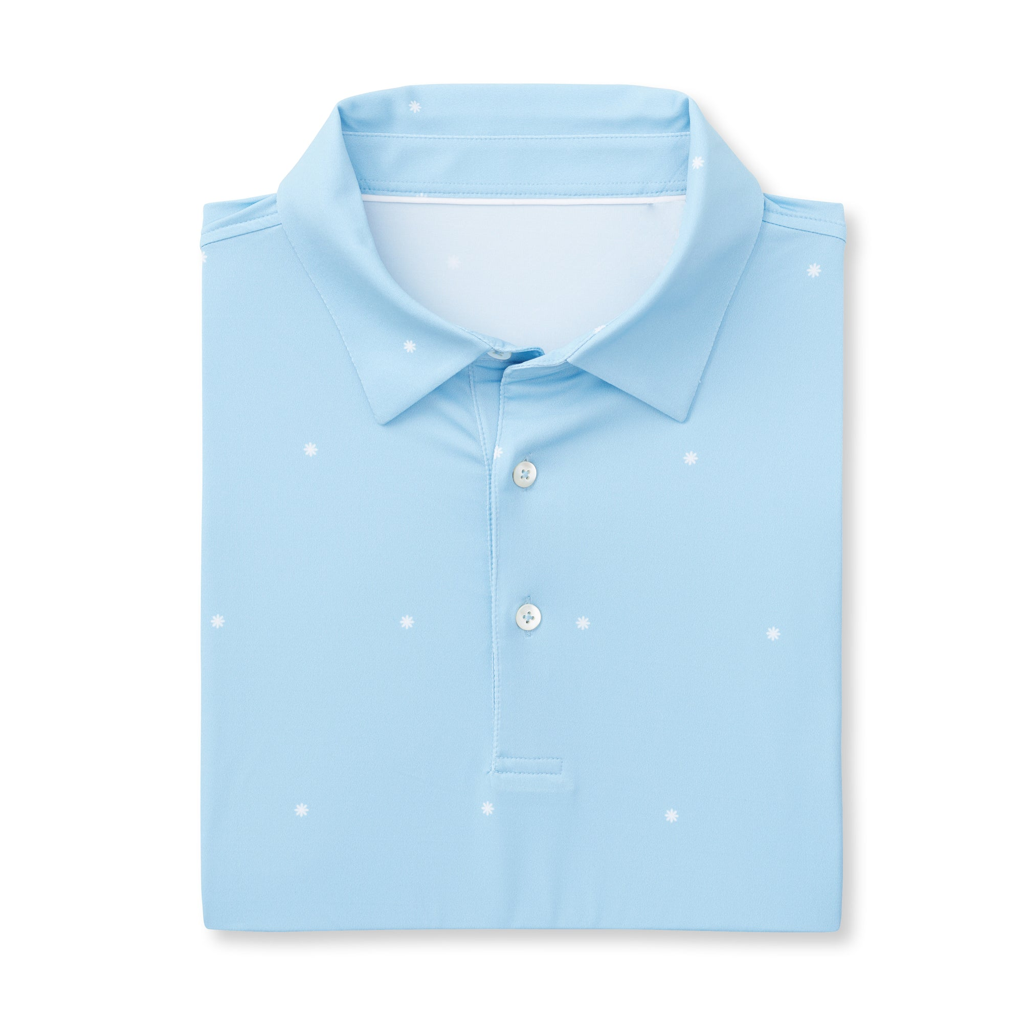 THE LA JOLLA POLO - Maui/White IS06807