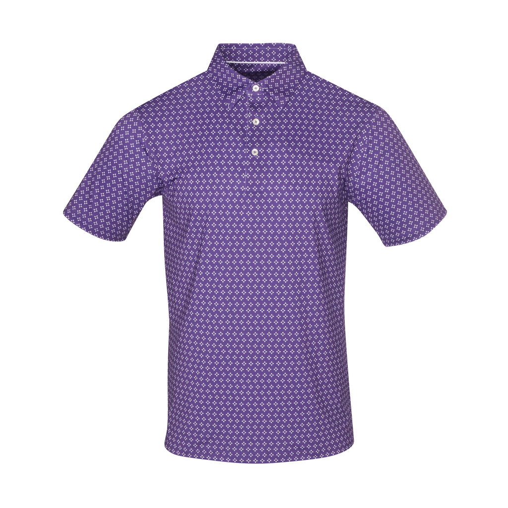 THE FRISCO POLO - Berry IS06808