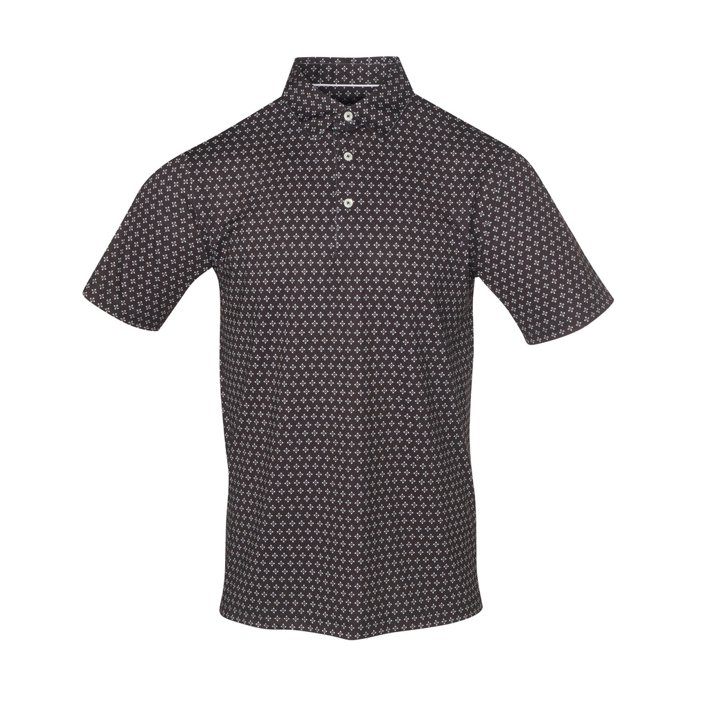 THE FRISCO POLO - Black IS06808