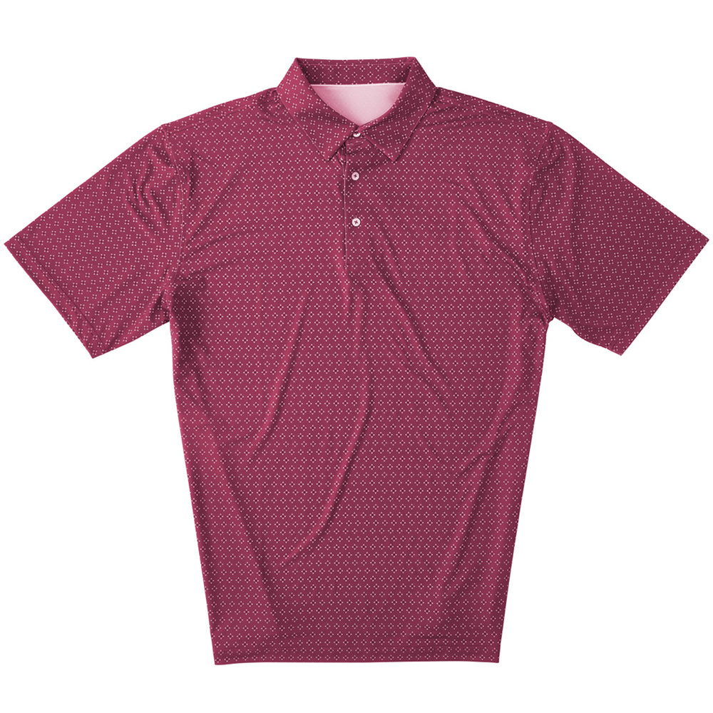 THE FRISCO POLO - Merlot IS06808