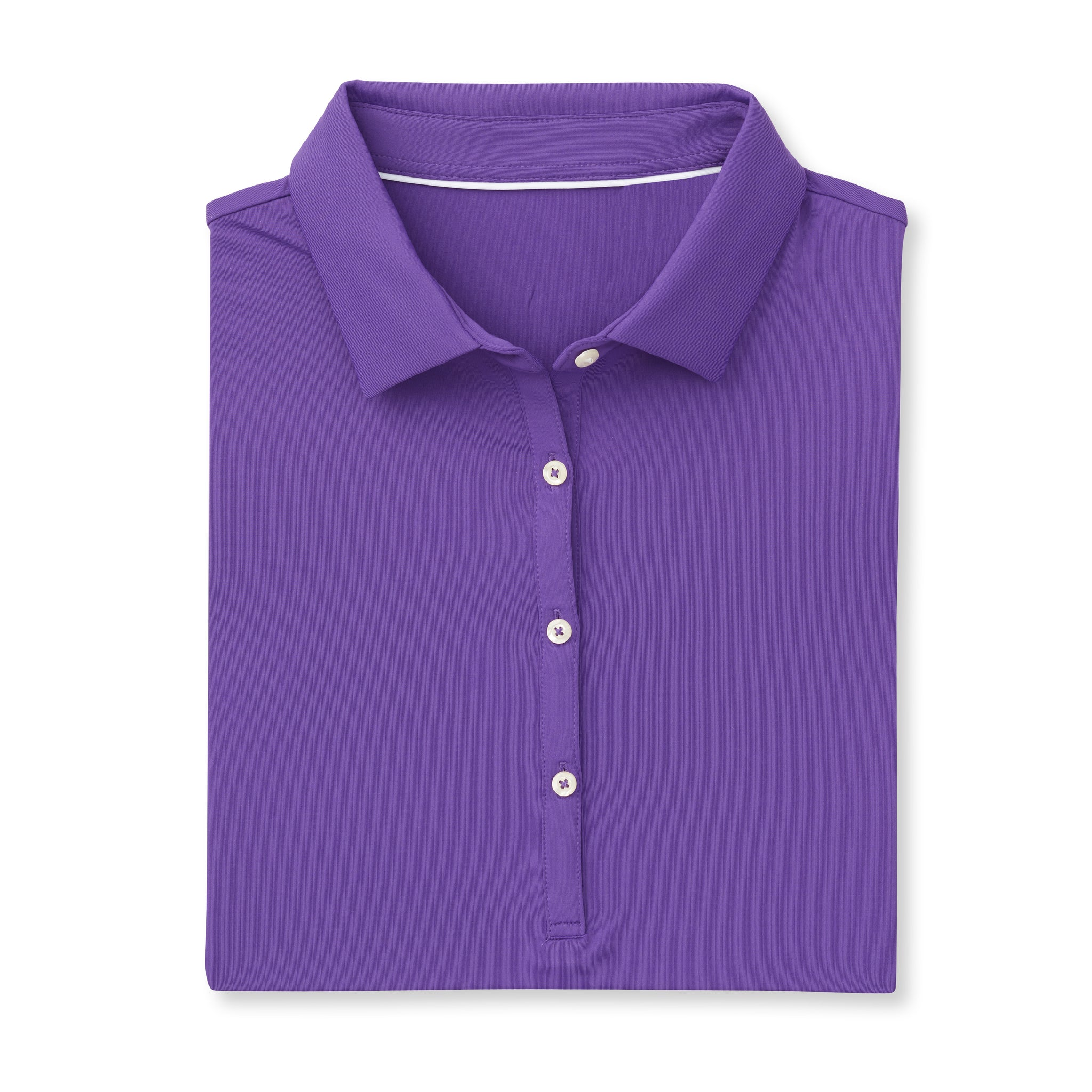 Womens ECOTEC Short Sleeve Polo - Berry IS26000W