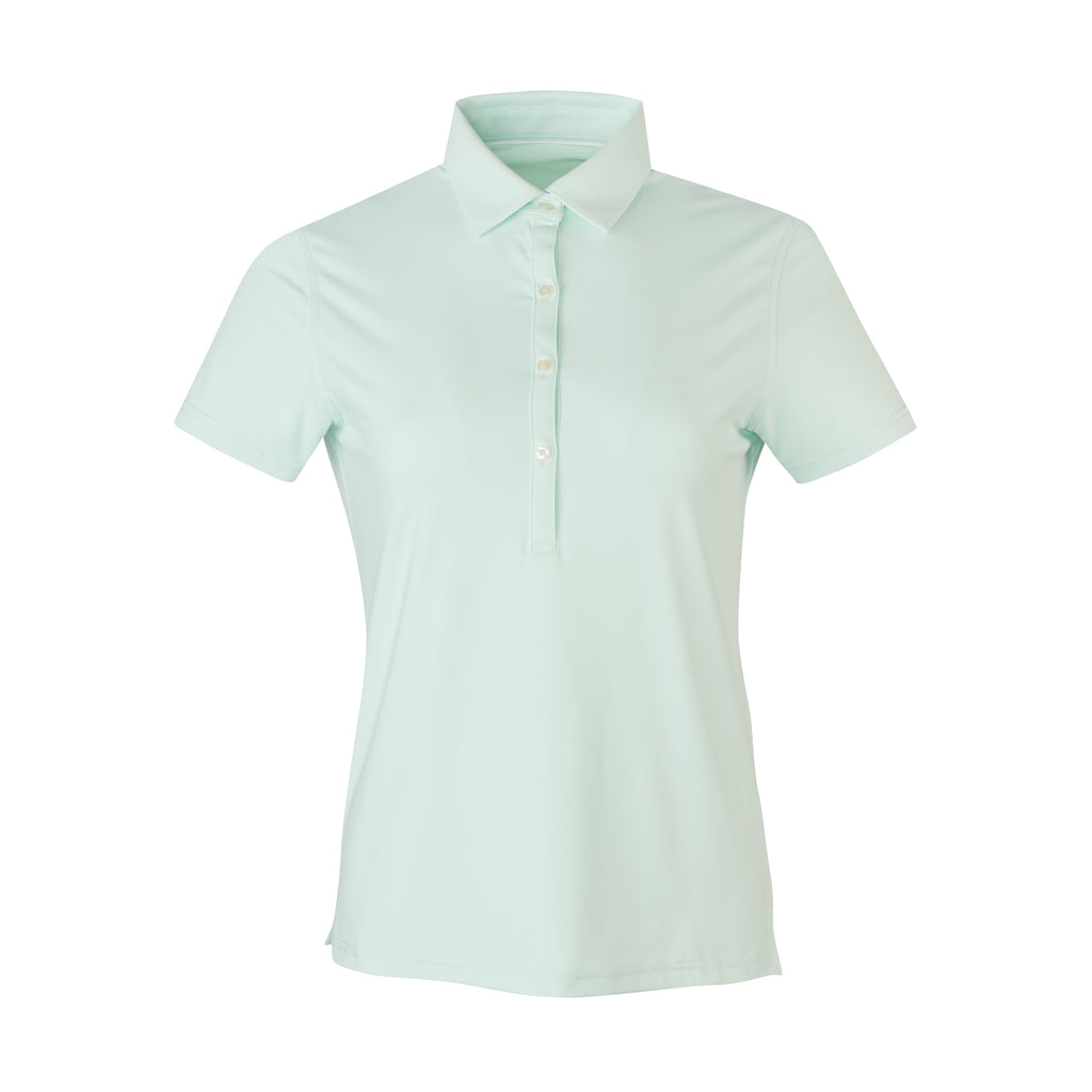 THE WOMEN'S CLASSIC  SHORT SLEEVE POLO - Mist IS26000W