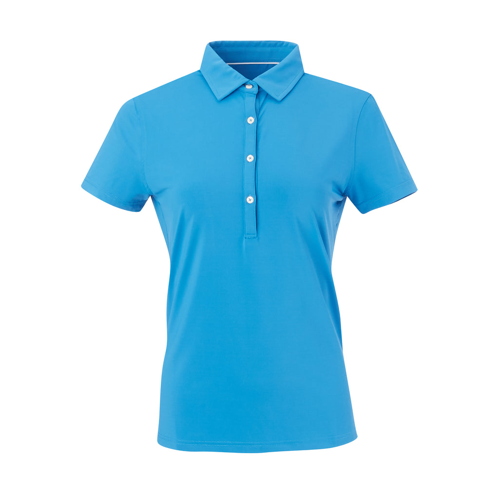 THE WOMEN'S CLASSIC  SHORT SLEEVE POLO - IS26000W