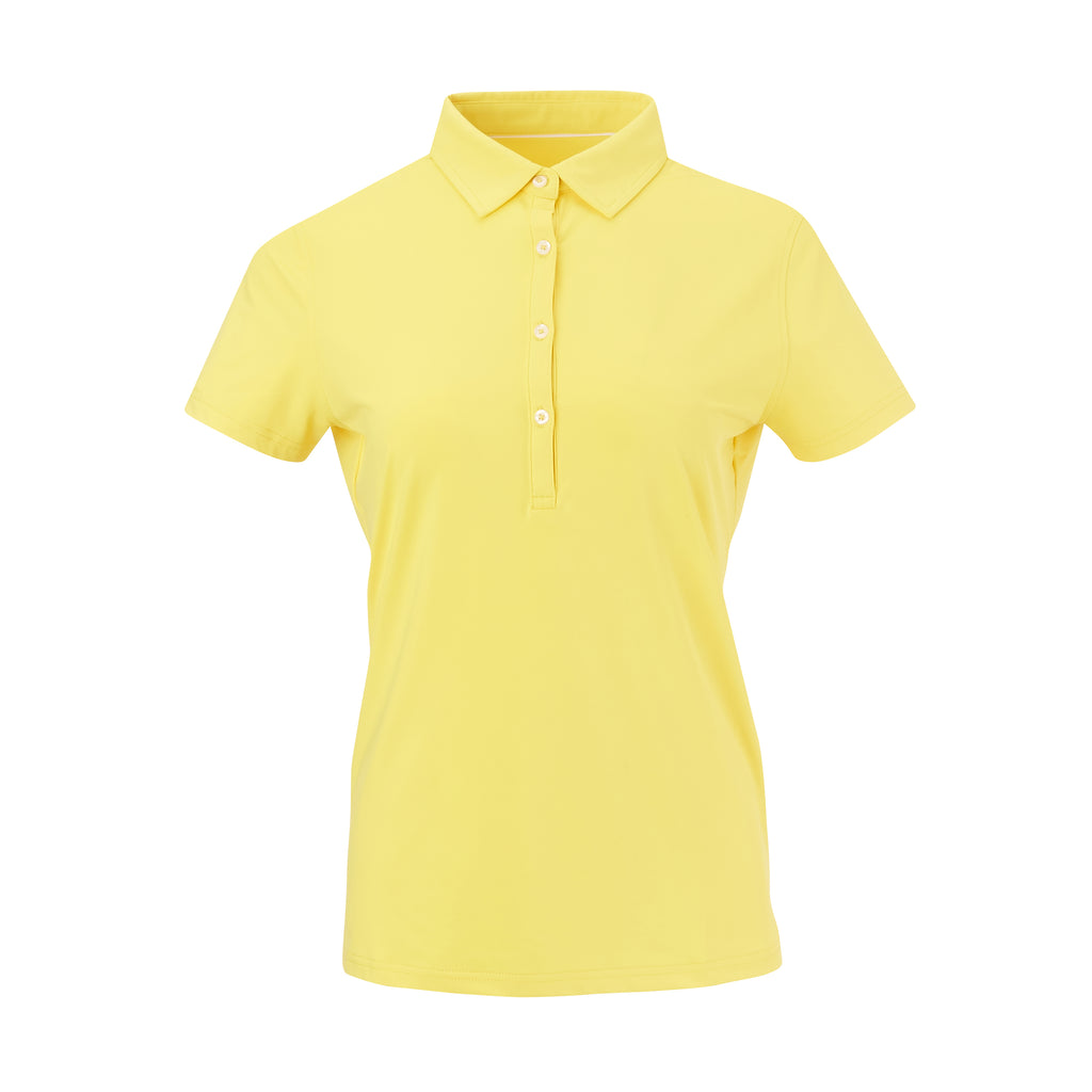 THE WOMEN'S CLASSIC  SHORT SLEEVE POLO - Sun IS26000W
