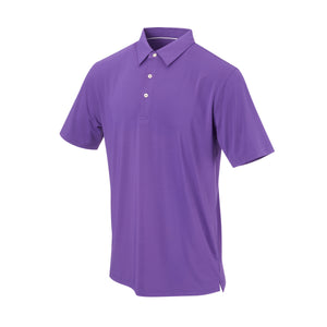 THE CLASSIC SHORT SLEEVE POLO - Berry IS26000