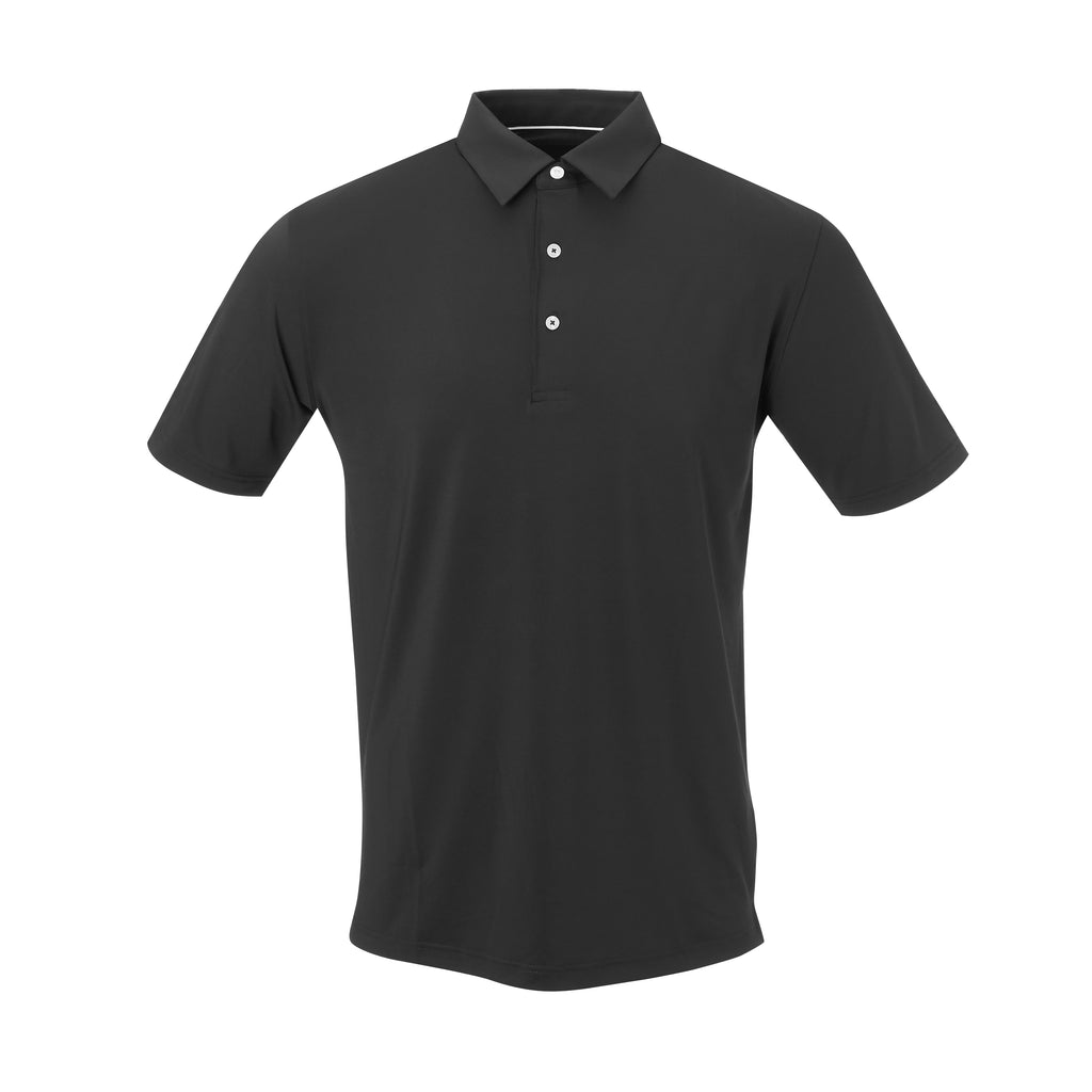 THE CLASSIC SHORT SLEEVE POLO - Black IS26000