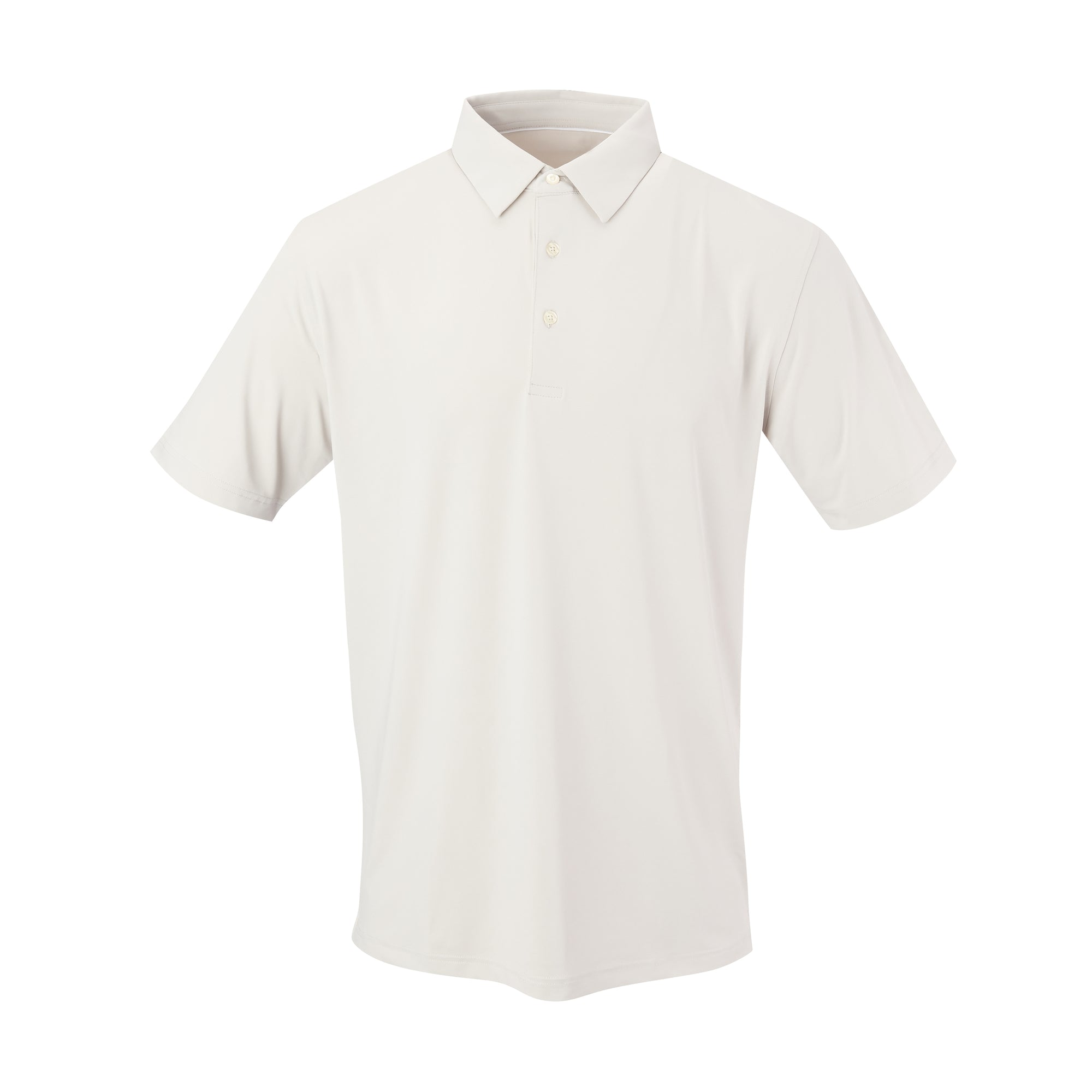 THE CLASSIC SHORT SLEEVE POLO - Cloud IS26000