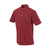 THE CLASSIC SHORT SLEEVE POLO - Merlot IS26000