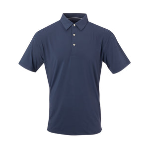 THE CLASSIC SHORT SLEEVE POLO - Navy IS26000