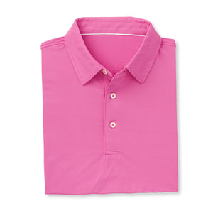 THE CLASSIC SHORT SLEEVE POLO - Orchid IS26000