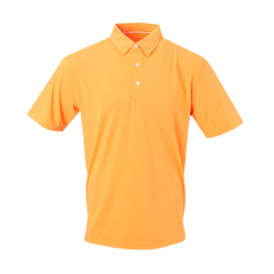 THE CLASSIC SHORT SLEEVE POLO - Orange IS26000