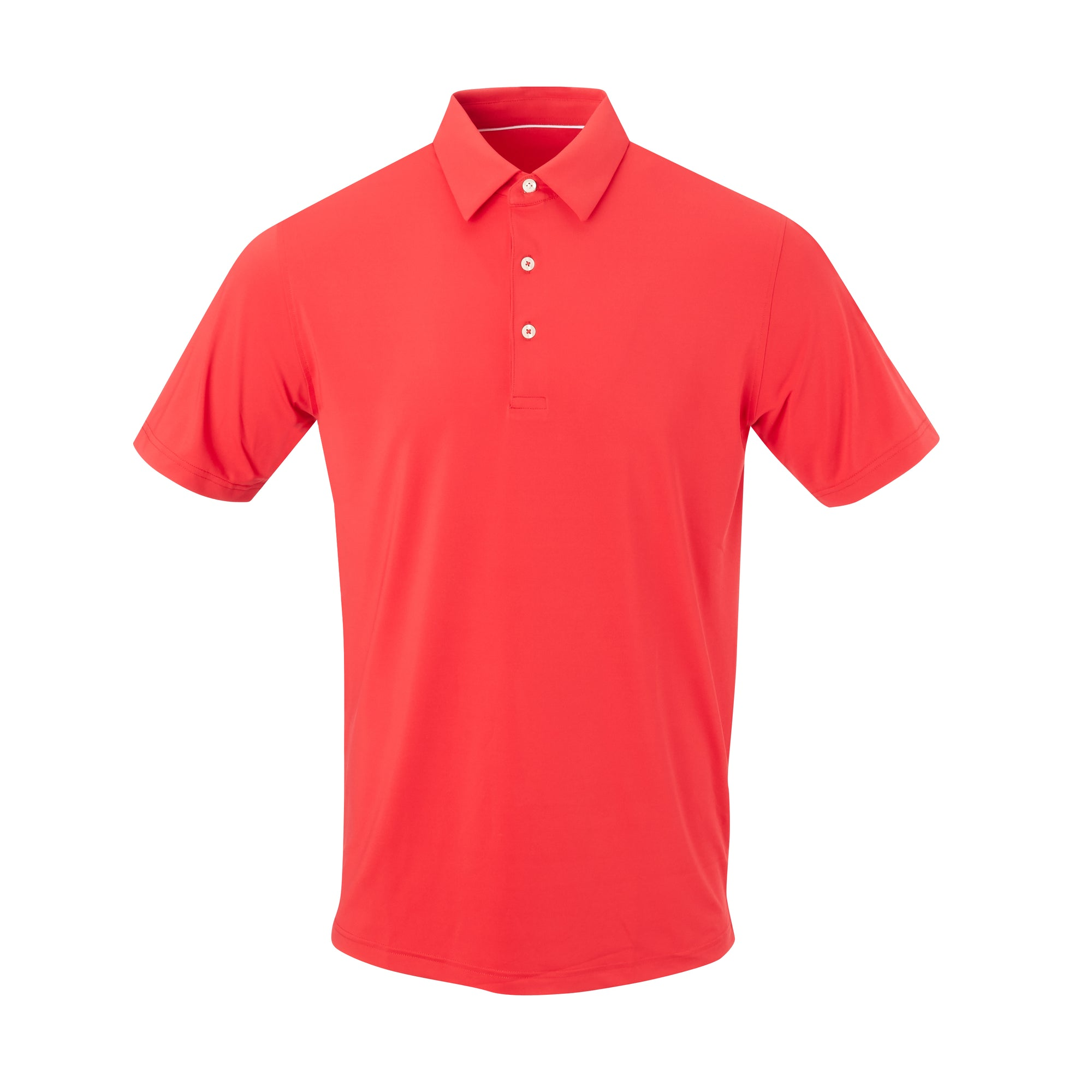 THE CLASSIC SHORT SLEEVE POLO - Patriot Red IS26000