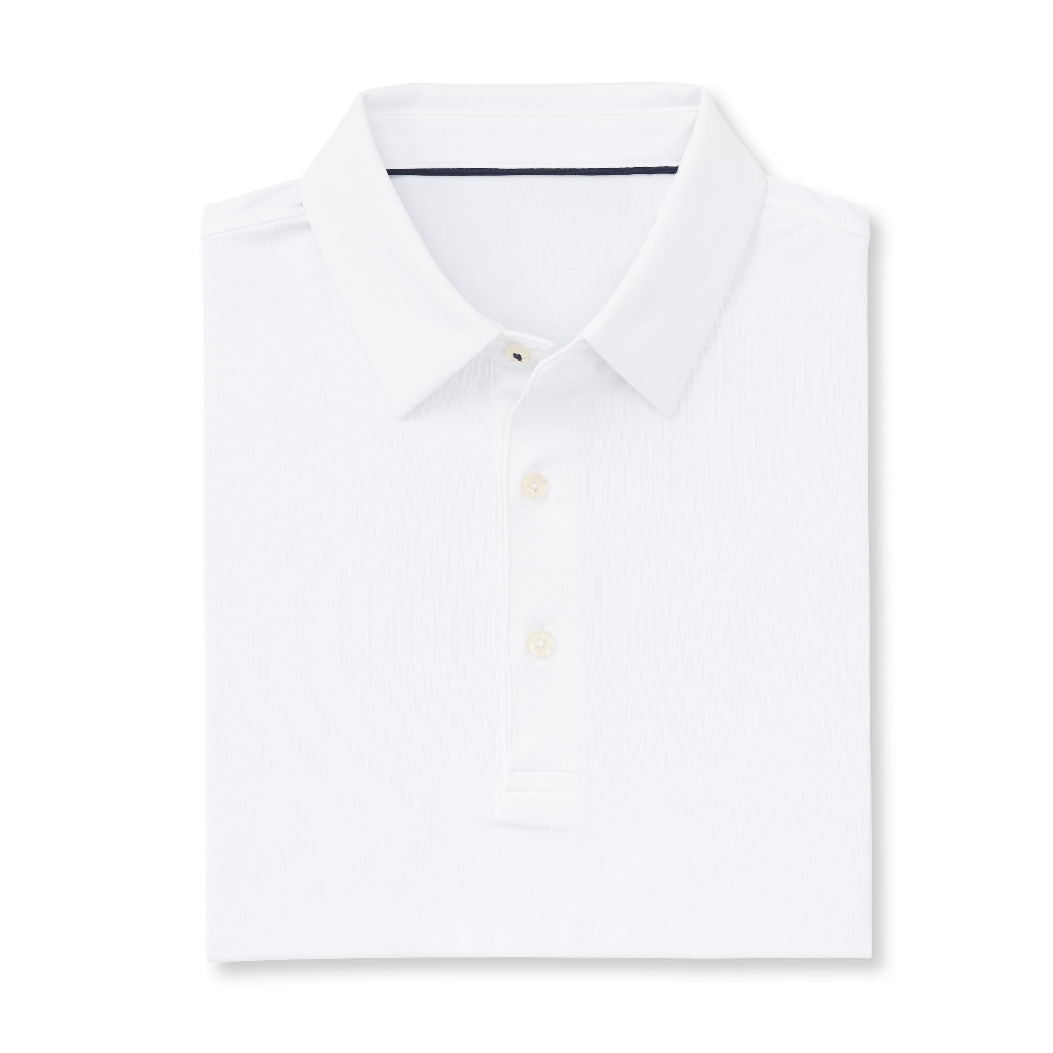 THE CLASSIC SHORT SLEEVE POLO - White IS26000
