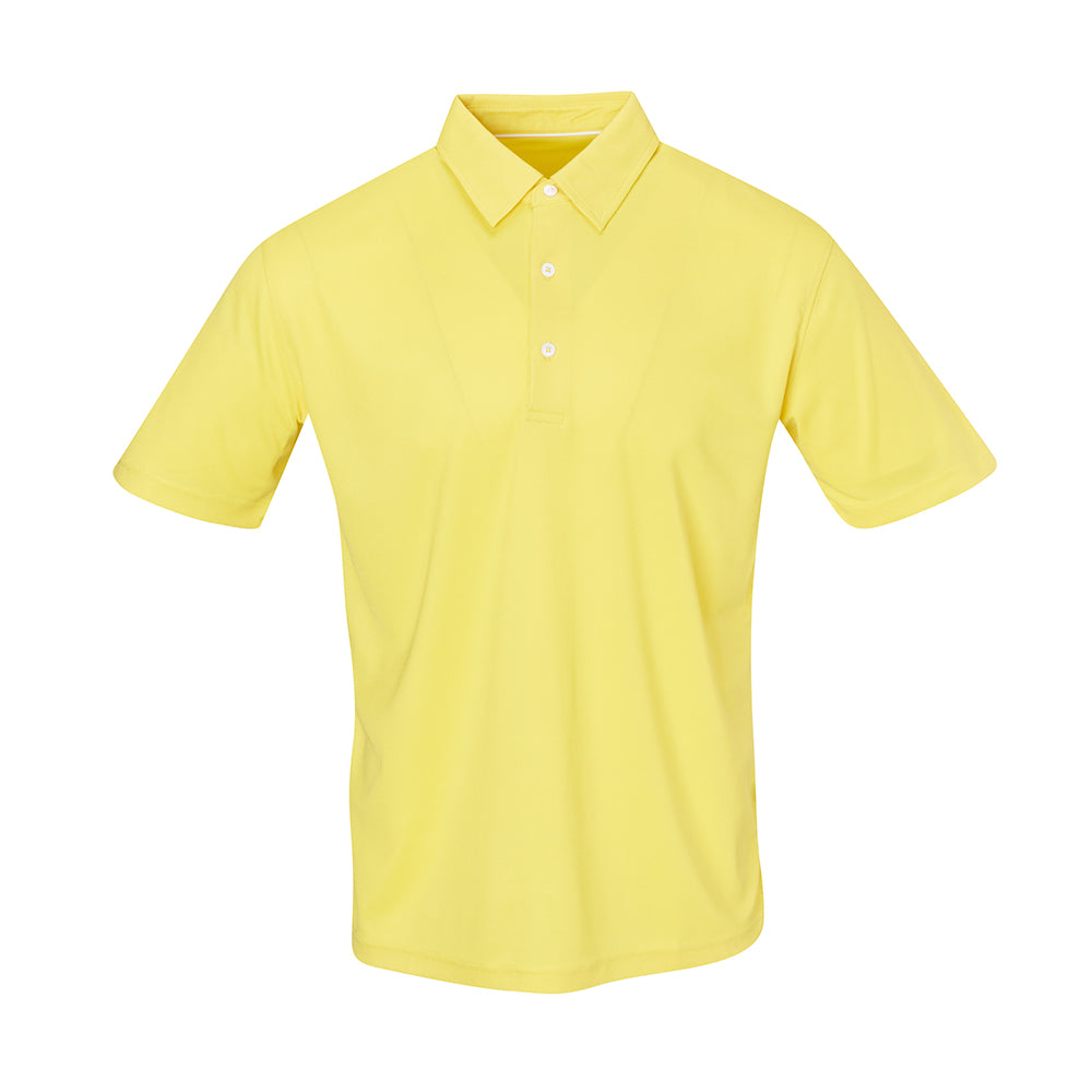 THE SCOTTSDALE PIQUE SOLID POLO - Sun IS56803