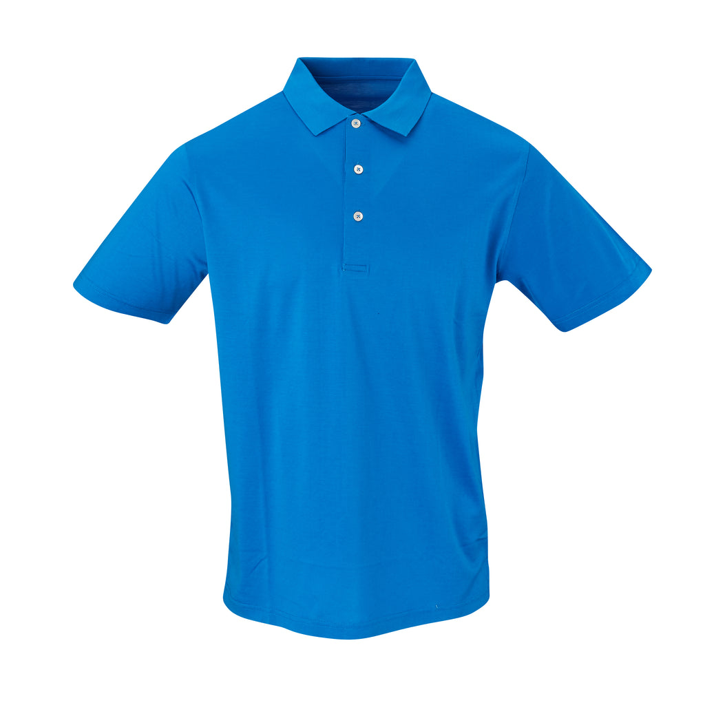 THE PRES MERCERIZED POLO - IS62200