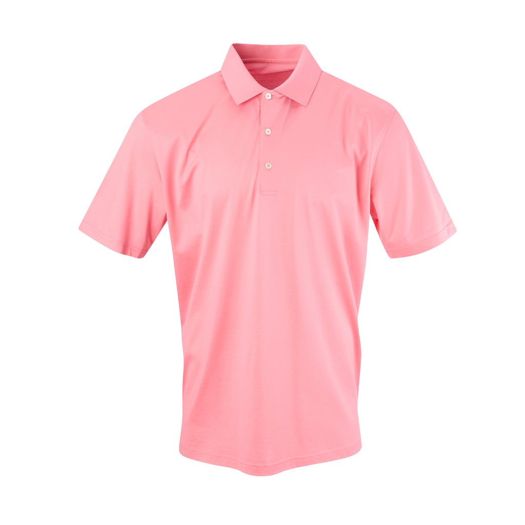 THE PRES MERCERIZED POLO - Peppermint IS62200