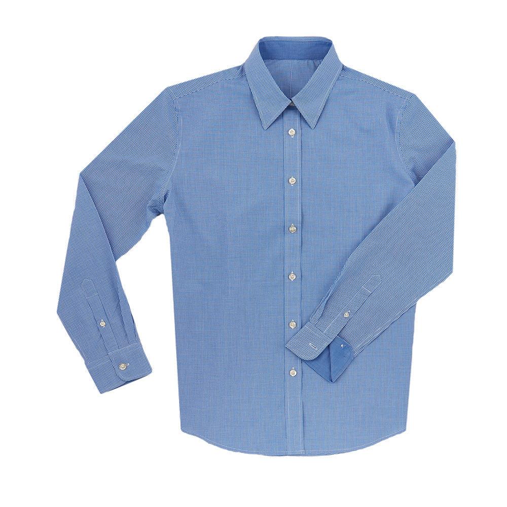 THE WOMEN'S BOSS COTTON SPORT SHIRT - Nautical IS62311W