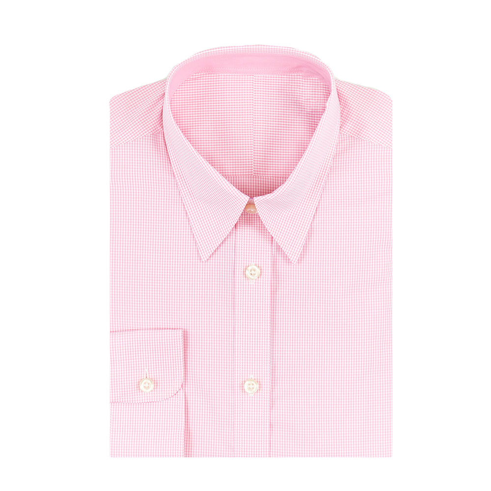 THE WOMEN'S BOSS COTTON SPORT SHIRT - Pink IS62311W