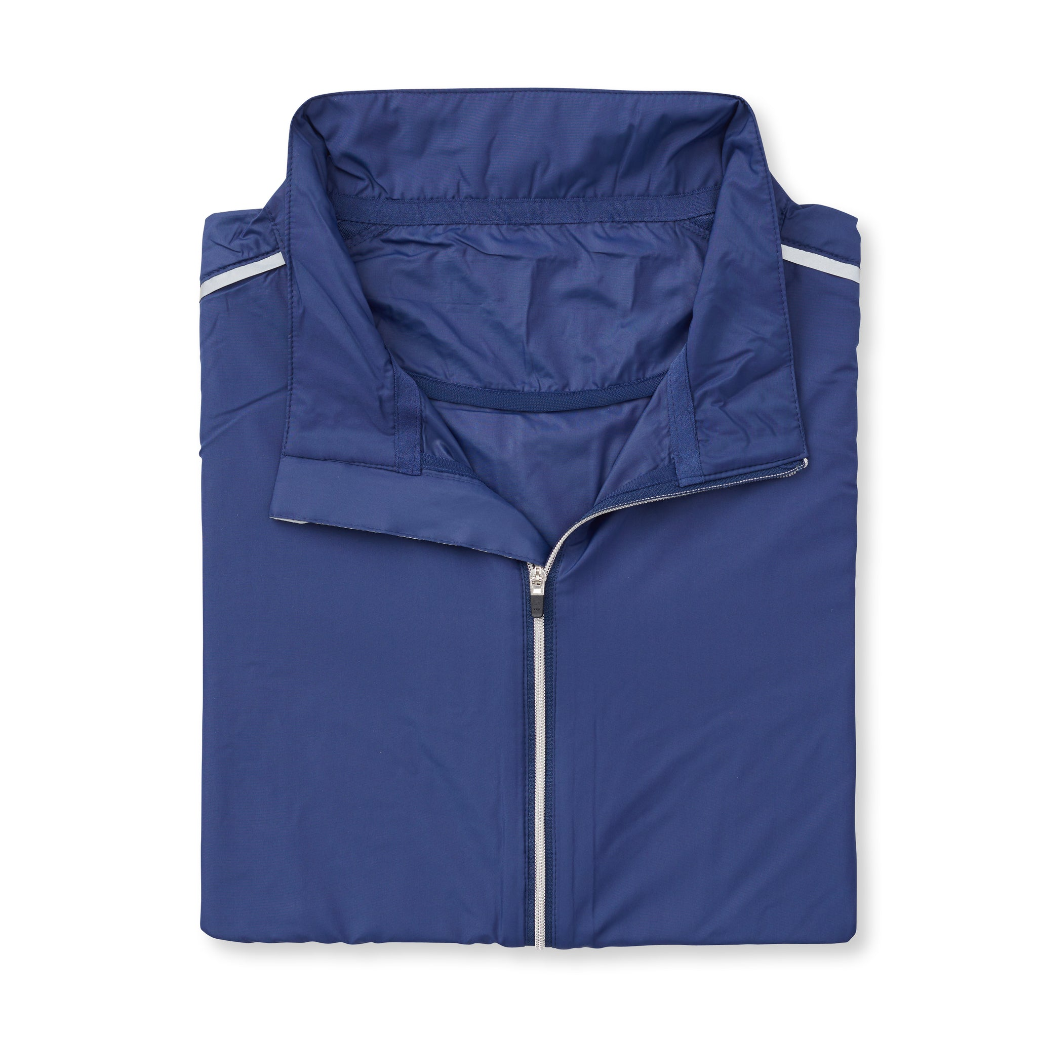 THE WOMEN'S AVIATOR FULL ZIP TEC WINDWEAR - Navy IS64905FZW