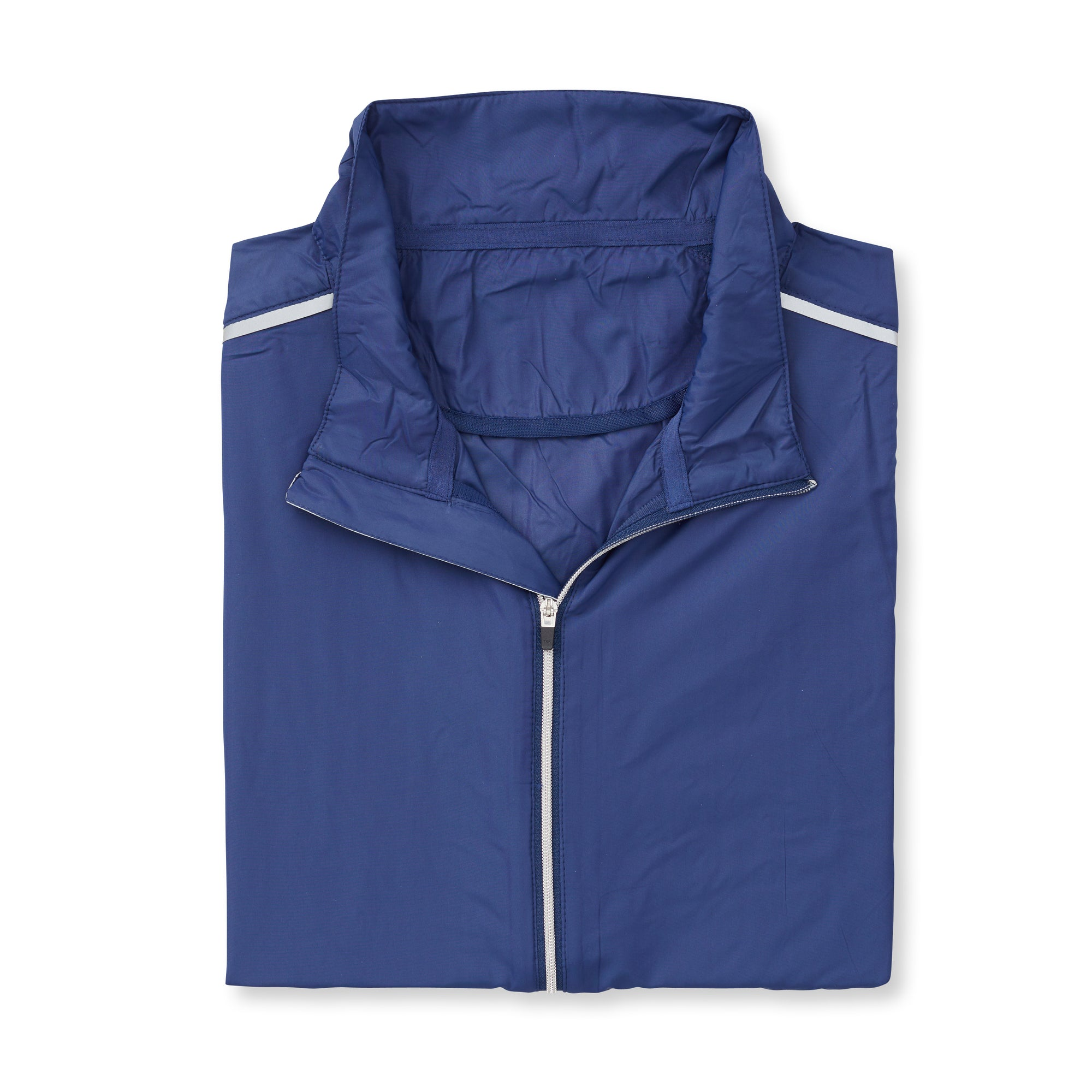 THE AVIATOR FULL ZIP TEC WINDWEAR - Navy IS64905FZ
