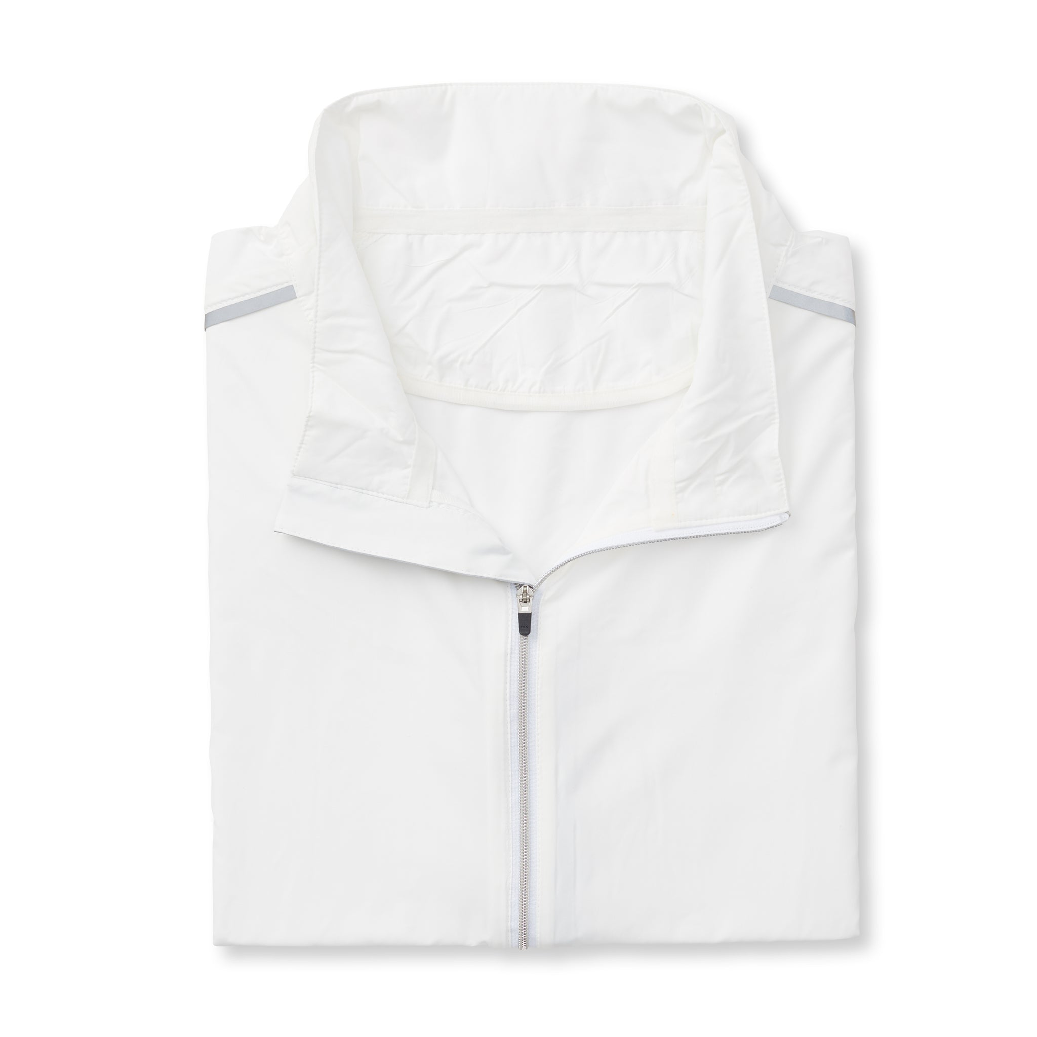 TEC WINDWEAR Full Zip Jacket - White IS64905FZ